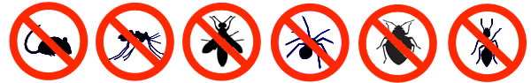 Residential and domestic pests